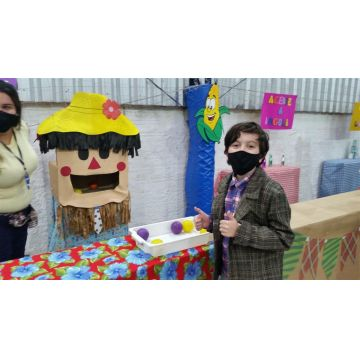Arraiá Extensão X - Brincadeiras juninas do 3º ao 5º ano (Vespertino)