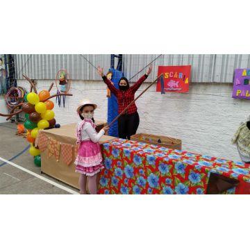 Arraiá Extensão X - Brincadeiras juninas do Inf. 5 ao 2º ano (Matutino)