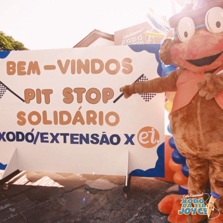 Pit Stop Solidário