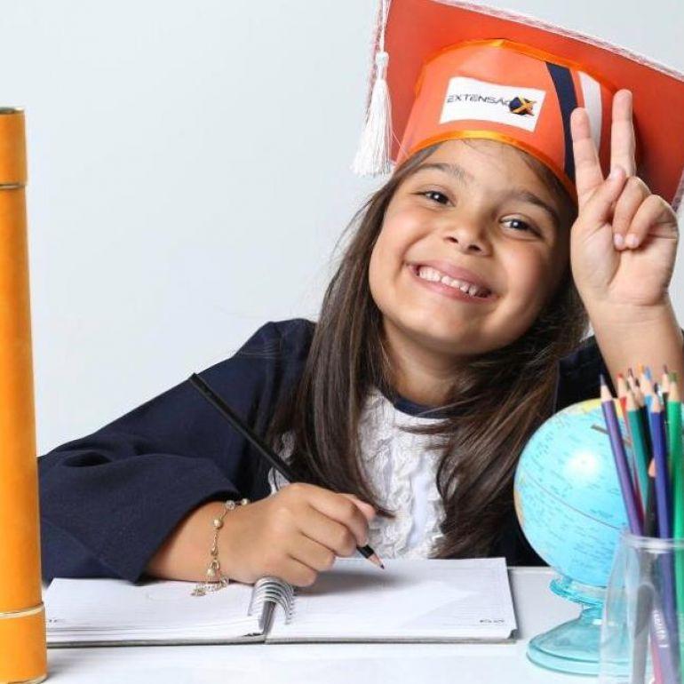Registros de formatura Infantil 5